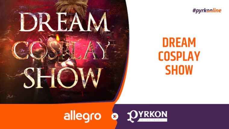 PyrkONline, Pyrkonline, Pyrkon online, Pyrkon 2020, Dream Cosplay Show