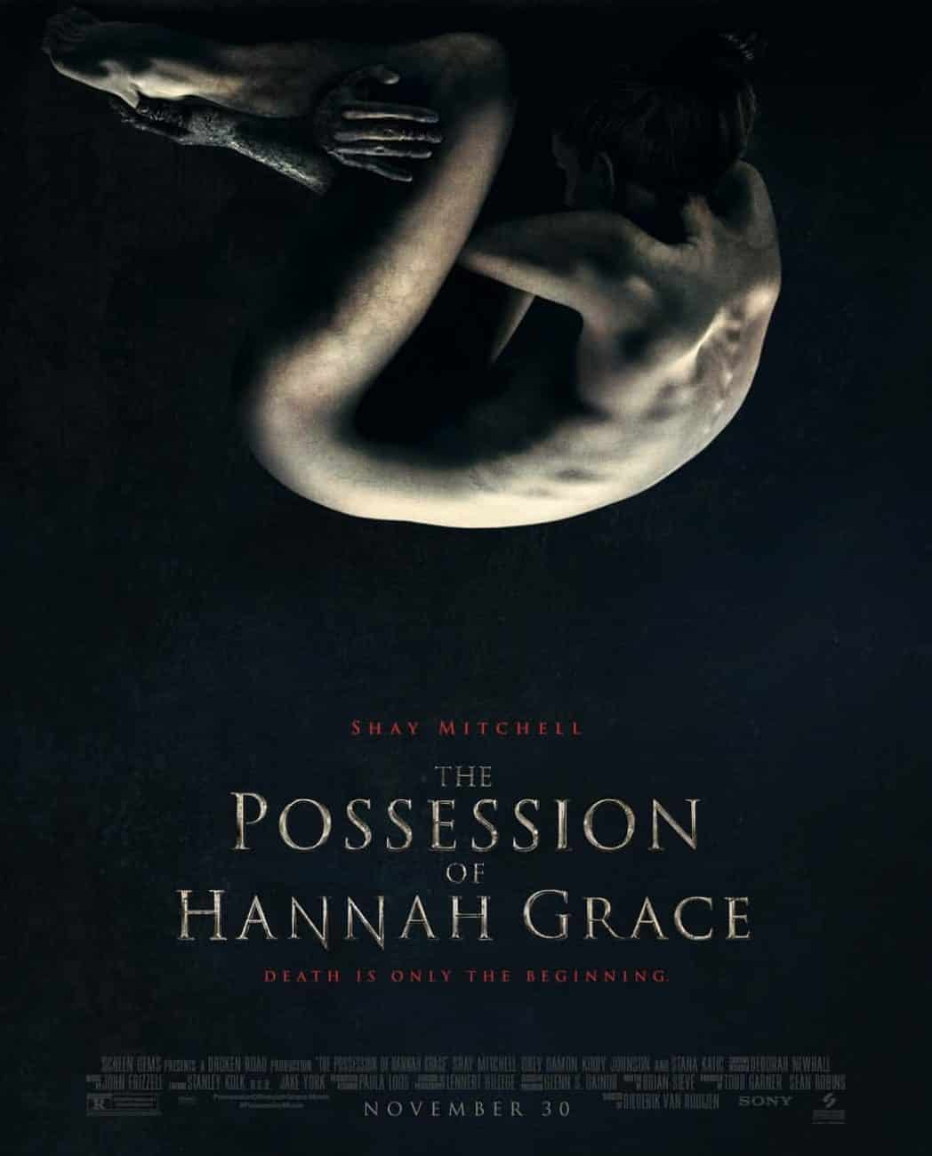 The Possession of Hannah Grace, Poster