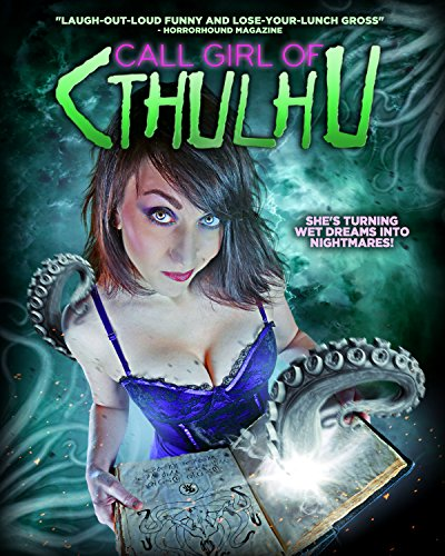 Call Girl of Cthulhu, Poster