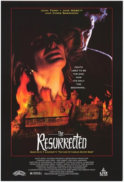 The Resurrected, Poster